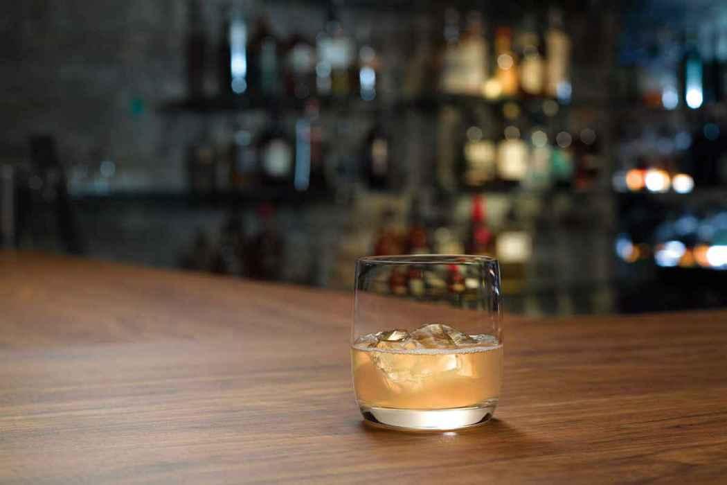 Legent Bourbon Rising Sun Cocktail