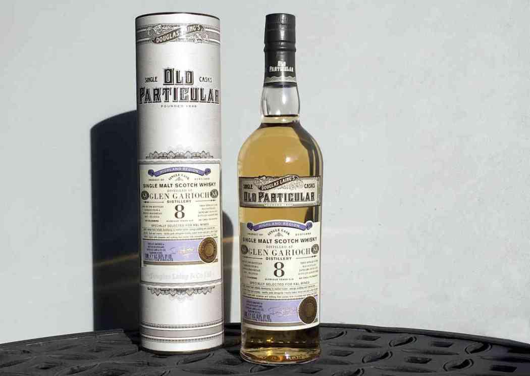 Glen Garioch Old Particular Scotch