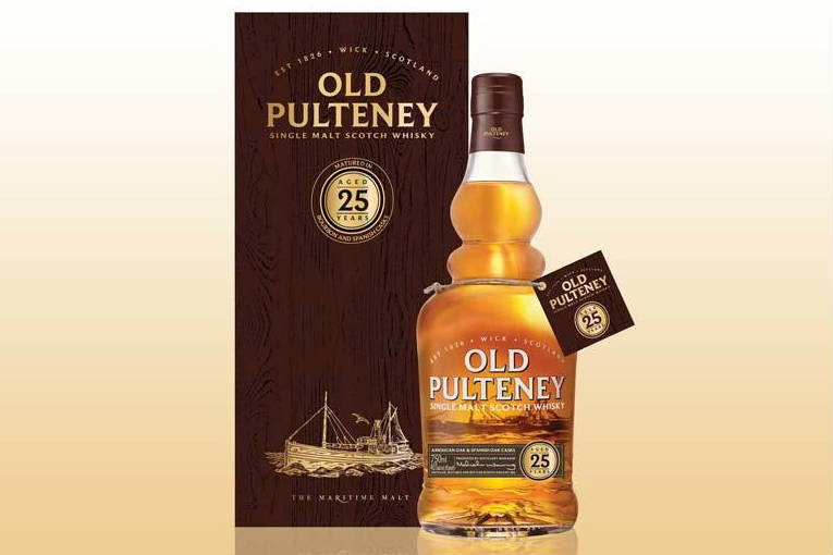 Old Pulteney 25 Year
