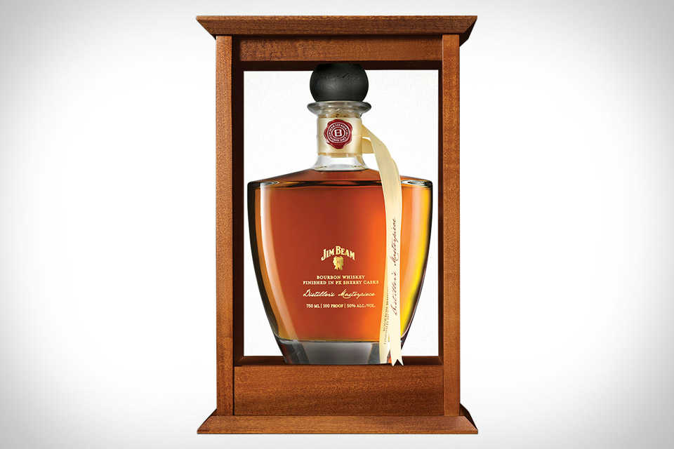 Jim Beam Distiller's Collection Masterpiece PX Cask