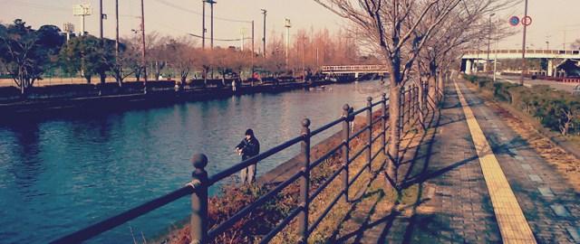 滋賀県 彦根旧港へ (ポイント場所紹介) 23