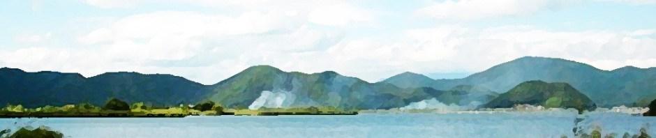 滋賀県・西の湖(トムソーヤ) 1