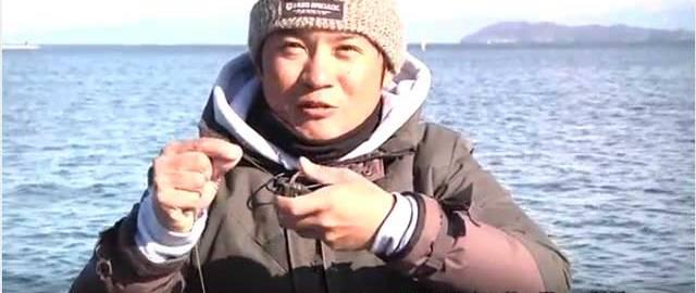 ビフテキのキモを紹介!! ~琵琶湖~ (木村建太) 1