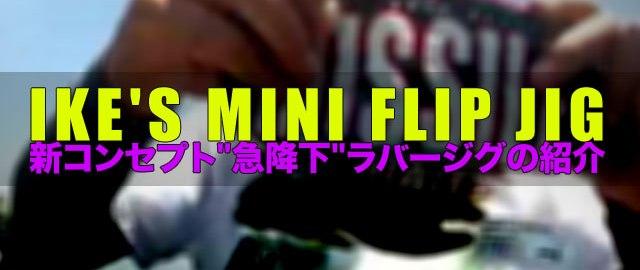 """新コンセプト""""急降下""""ラバージグの紹介!! (マイクアイコネリ) 7"""
