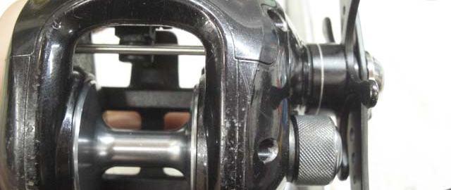 オーバーホール日記#264:シマノ スピードマスター200 洗浄&注油 1