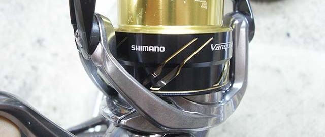 シマノ 16 ヴァンキッシュ 修理 写真