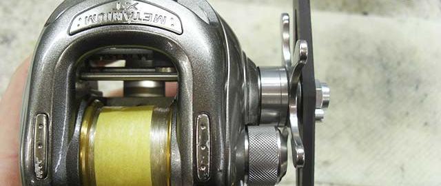 シマノ 05 メタニウム XT 写真