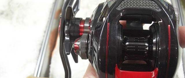 メガバス IP79 オーバーホール修理写真