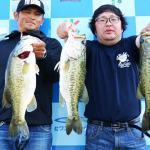 琵琶湖バスフィッシングガイドリポート ~山木様~ 48cm