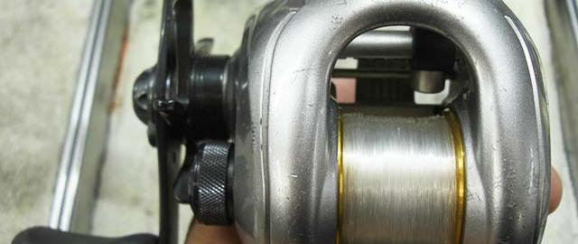 シマノ メタニウム オーバーホール修理写真