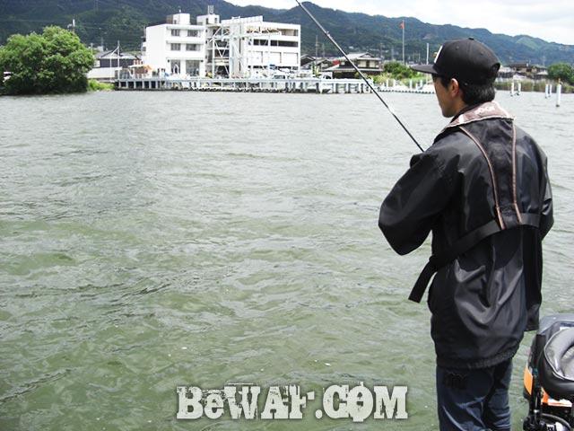 2017年5月28日 琵琶湖バスフィッシングガイドリポート ガイドブログ写真