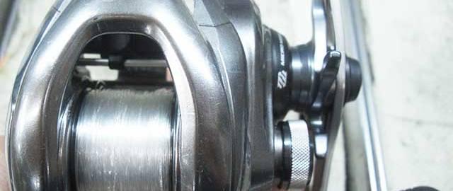 シマノ 15 メタニウムDC 分解写真