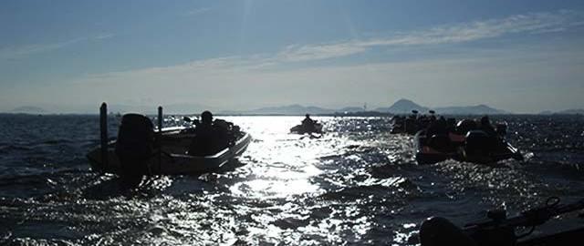 NBCチャプター琵琶湖 最終戦に参加 写真
