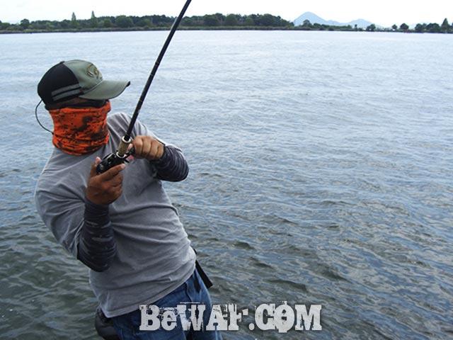 SKT マグナムクランク 琵琶湖釣果 写真