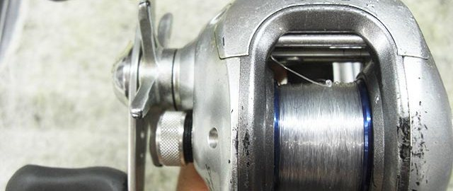 シマノ スコーピオン Mg 1000 分解写真