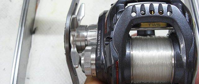 ダイワ ジリオン TW 1516 SHL オーバーホール メンテナンス修理 写真