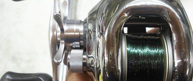 シマノ 初代 アンタレス オーバーホール修理メンテナス 写真