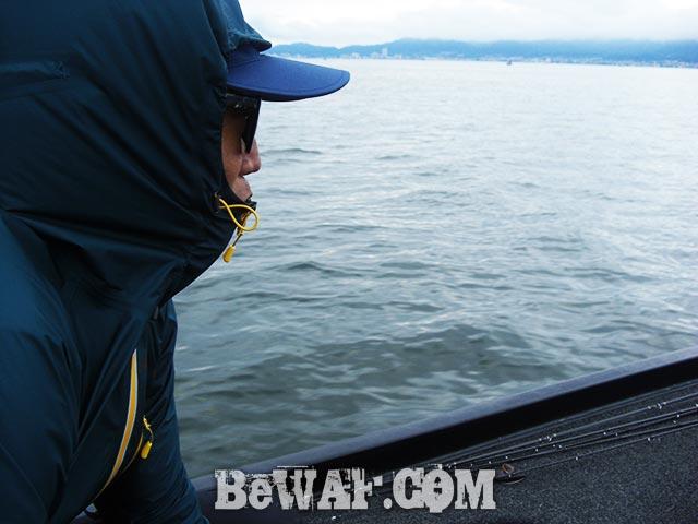 琵琶湖 秋の釣り ZBC社 ワーム釣果写真