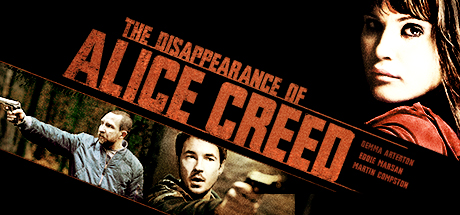 Movie poster of The Disappearance of Alice Creed