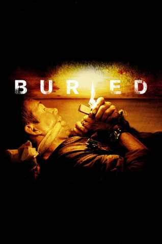 Movie poster of Buried