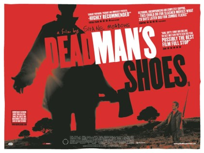 Movie Poster for Shane Meadow's Dead Man's Shoes
