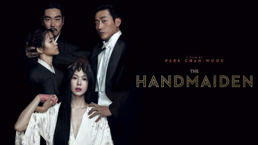 Poster for The Handmaiden a film by Park Chan-Wook