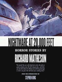 Cover of Nightmare at 20,000 Feet featuring 'The Distributor'