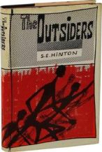 Original Cover of S.E. Hinton's The Outsiders