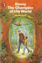 Cover of the Puffin version of Danny The Champion of hte World