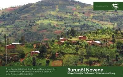 Burundi Novene