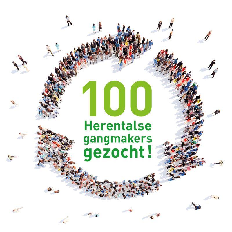 Bewegingspunt Herentals zoekt 100 Herentalse gangmakers