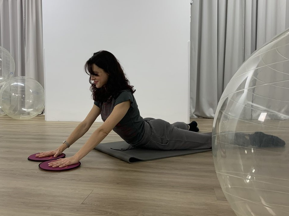 Pilates with Flowtonic