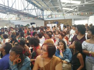 natural hair fest, be whole, robyn ruth thomas
