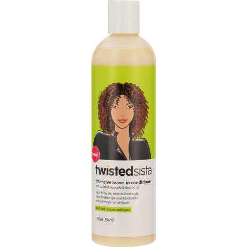 twisted sista leave-in conditioner, be whole, review, wash and go, robyn ruth thomas