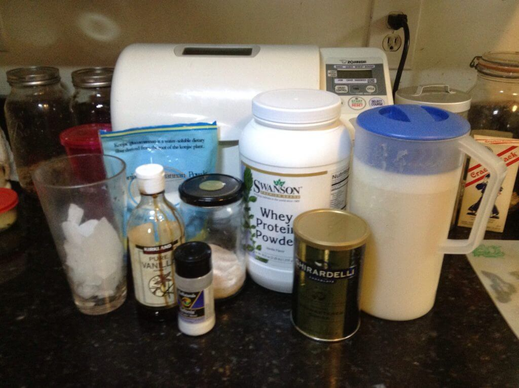 Fat Stripping Frappa Ingredients
