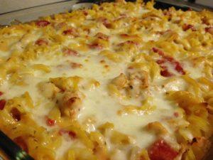 italian chicken casserole - THM