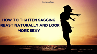 Photo of How To Tighten Sagging Breast Naturally To be Sexier
