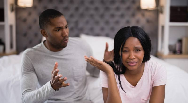 8 Things He Do That Will Show You That He Takes You For Granted