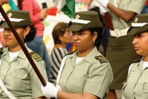 military ladies