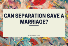 Photo of Can separation save a marriage?
