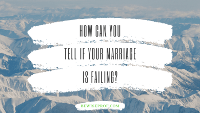 Photo of How Can You Tell If Your Marriage Is Failing?