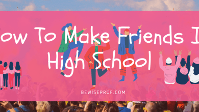 Photo of How to make friends in high school