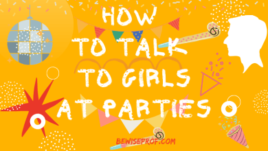 Photo of How to talk to girls at parties