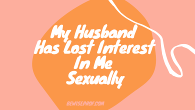 Photo of My husband has lost interest in me sexually