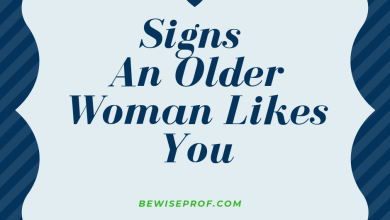 Photo of Signs An Older Woman Likes You