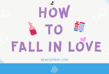 Photo of How to fall in love
