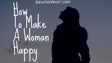 Photo of How To Make A Woman Happy