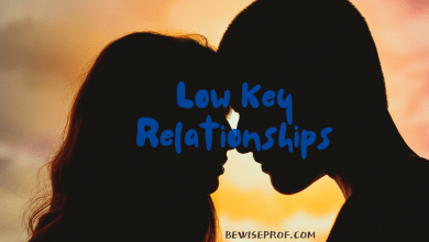 Photo of Low Key Relationships