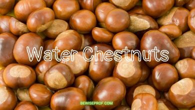 Photo of Water Chestnuts