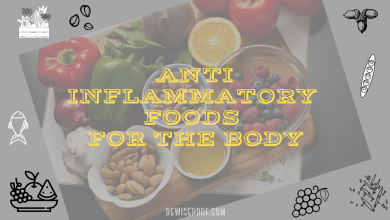 Photo of Anti-Inflammatory Foods For The Body